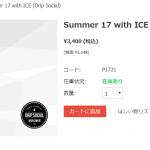 Summer 17 with ICEをスティープしてみた結果