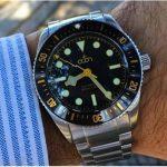 シンプルな北欧系腕時計がmakuakeに。